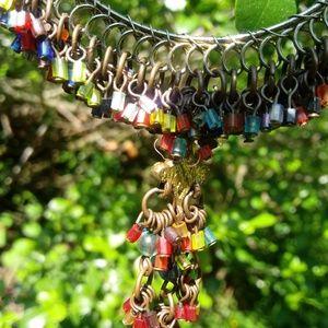 Jewelry - Beaded-drop Earrings